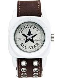 Converse - Unisex Premium Brown Suede Strap  - Lyst