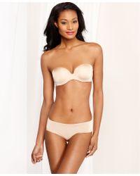 Felina - Body Luxe Strapless Bra - Lyst