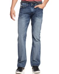 Guess Desmond Adversary Wash Relaxed Jeans - Lyst