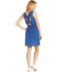 Keds - Sleeveless Striped Aline - Lyst