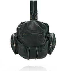 Alexander Wang - Marti in Washed English with Nickel - Lyst