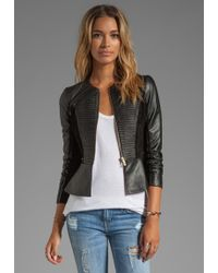Alice By Temperley Giovanni Jacket in Black