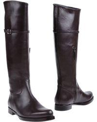 Jil Sander Boots - Brown