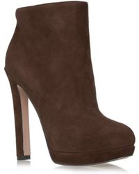 Nine West Plumperfct Ankle Boots - Lyst