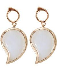 Tamara Comolli - Large Single Drop Earrings - Lyst