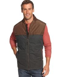 Tommy Bahama How The Vest Was Won Vest - Lyst