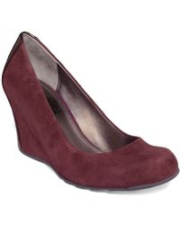 Kenneth Cole Reaction Did You Tell Wedges - Purple