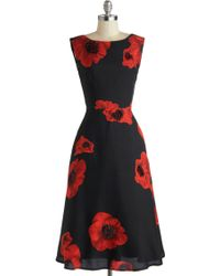 Tracy Reese Sophisticated Ambiance Dress - Black
