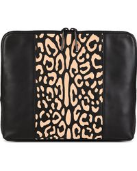 3.1 Phillip Lim 31 Minute Leather Clutch - Lyst