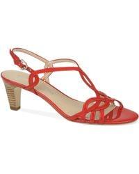 Franco Sarto Trixie Sandals - Lyst