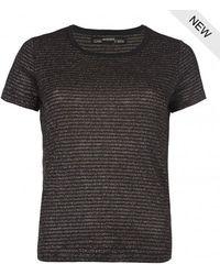 AllSaints Prisme T-shirt - Lyst
