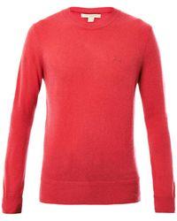 Burberry Brit - Portman Cashmere Sweater - Lyst