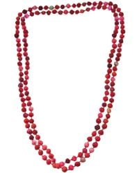 Dosa - Channa Beads Necklace - Lyst