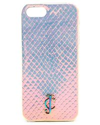 Juicy Couture | Iridescent Iphone 5 Case | Lyst
