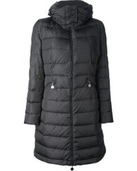Moncler Flamme Padded Coat