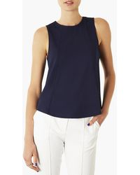 Topshop Textured Shell - Lyst