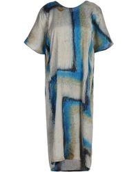 Katrien Van Hecke Knee-length Dress - Gray