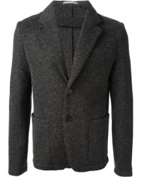 KENZO Knitted Jacket - Gray