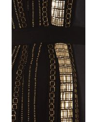 Temperley London Long Embellished Ribbon Dress  - Lyst