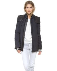 Gryphon - Puffer Coat - Lyst