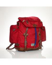 Polo Ralph Lauren Nylon Utility Backpack - Lyst
