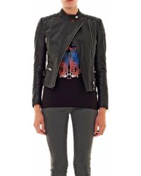 Rika | Nova Leather Biker Jacket | Lyst