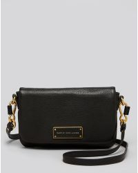 Marc By Marc Jacobs Crossbody - Too Hot To Handle Flap Percy - Brown