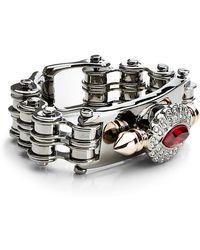 Mawi - Bike Chain Bracelet - Lyst