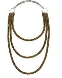 Atelier Swarovski - Necklace - Lyst