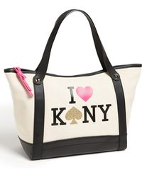 Kate Spade Call To Action Stanley Tote - Lyst