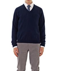 Brooks Brothers Red Fleece - Cable Knit Wool Sweater - Lyst