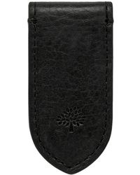Mulberry Leather Money Clip - Lyst