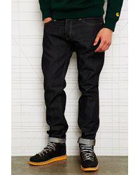 Carhartt WIP Rebel Jeans In Slim Fit - Blue