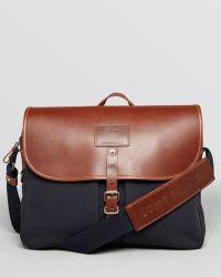 Longchamp Safari Messenger Bag - Brown