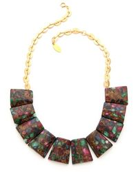 Wouters & Hendrix - Chunky Quartz Necklace - Lyst