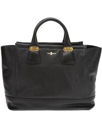 Car Shoe - Calf Leather Tote - Lyst