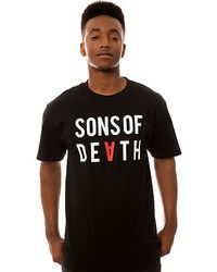 Black Scale The Sons Of Death Tee - Lyst