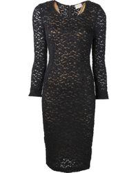 Giada Forte Lace Dress - Lyst