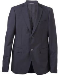 Jil Sander Wool Blend Suit - Lyst