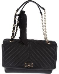 Lanvin Large 'Happy' Tote - Lyst