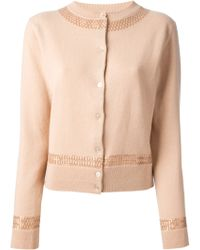 Marc Jacobs Sequined Cardigan - Lyst