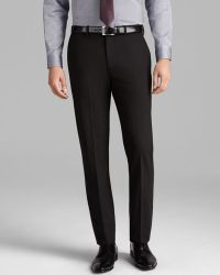 Theory Jake New Tailor Trousers - Extra Slim Fit - Black