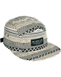 The Quiet Life Our Tribe 5 Panel Cap - Grey