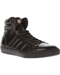 Moncler Hi-top Sneaker - Lyst