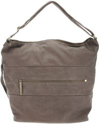 Orciani Large Leather Tote - Lyst