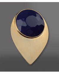 Emporio Armani Brooch - Blue