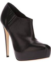 Brian Atwood Nolita Ankle Boot - Lyst