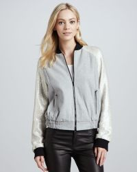 Cameo - Ask Me Anything Bomber Jacket - Lyst