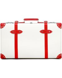"Globe-trotter Limited Edition X+Q Art 26"" Suitcase - Lyst"
