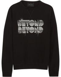 Lulu & Co - Beyond Cotton Sweatshirt - Lyst